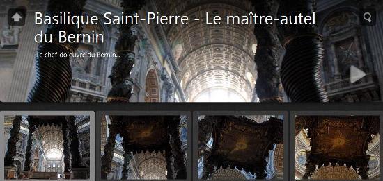 fenetre basilique saint pierre pape
